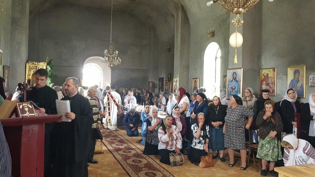 Aflarea Mostelor Sf. Serafim 19 Iulie 2018